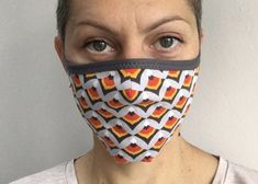 Diy Mask, Diy Face Mask, Face Masks, Types Of Binding, Bias Tape, Hello Everyone, Pattern Paper, Sewing Projects, Craft Projects