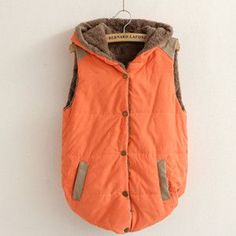 Women Warm Thick Cotton Jacket Coat
