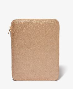 Glittered Tablet Computer Case #forever21 #giftspiration