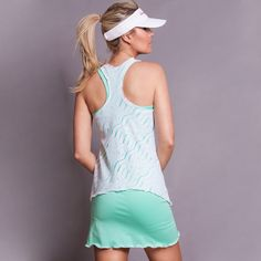 Body contouring TENNIS dress with accompanying white lace layer top and power mesh bra for extra support. Proudly made in the USA! BUY NOW http://www.denisecronwall.com/#!product/prd13/2521065591/mona-in-sweden-tennis-dress