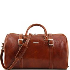 Berlin - Travel Leather Bag - Large Size