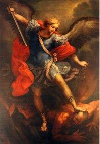 notizie  G.M.: Equinozio d' Autunno. L'Arcangelo Michele e il sen...