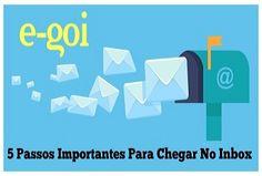 Trabalha com o E-Goi e não sabe porque seus emails entram na pasta Spam? Aqui nesse artigo compartilho alguns passos importantes que devem ser feitos antes da criação de qualquer campanha. Seguindo esses passos, com certeza, os emails chegarão ao seu destino. http://vivermaistranquila.com.br/e-goi-passos-importantes-para-chegar-no-inbox/
