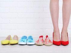 Обувные хитрости