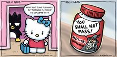 Imaginative-Funny-Illustrations-Of-Cartoon-Characters-In-Alternate-Scenarios