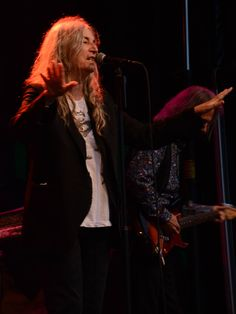 Patti Smith at Sostrup Castle 18 May 2017 Patti Smith, The Row, First Time, Castle, Concert, Castles, Concerts