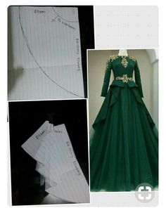 New sewing patterns kimono patrones Ideas Diy Circle Skirt, Circle Skirt Pattern, Kimono Pattern, Gown Pattern, Circle Skirts, Dress Sewing Patterns, Blouse Patterns, Clothing Patterns, Blouse Designs