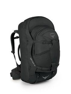 Osprey Farpoint Ultralight Travel Backpack & Daypack - S/M - Volcanic Travel Packing, Travel Backpack, Overseas Travel, Osprey Farpoint, Mountain Gear, Mountain Trails, Osprey Packs, Trekking Gear, Ultimate Frisbee