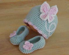 Crochet Baby Hats Free Pattern, Knit Or Crochet, Crochet Gifts, Crochet For Kids, Free Crochet, Crochet Patterns, Baby Girl Hats, Girl With Hat, Kids Hats