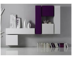 Make the full use of your wall space to display your TV and house your media units too from many of our contemporary furniture designers with wall TV units and wall storage systems