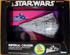 Star Wars Imperial Cruiser / Star Destroyer Die-Cast