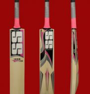 SS Ikon Kashmir Willow Cricket Bat SH#cricket #cricketbat #sports #playcricket #SScricketbat