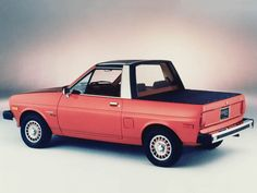 Ford Fiesta Fantasy concept 1978 - photo Ford | Auto Forever