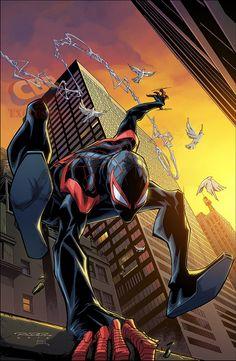 Spider-Man #2 Variant - Khary Randolph