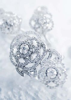 Chanel diamond jewelry