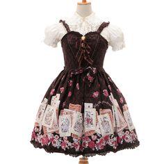 http://www.wunderwelt.jp/products/detail6512.html ☆ ·.. · ° ☆ ·.. · ° ☆ ·.. · ° ☆ ·.. · ° ☆ ·.. · ° ☆ Trump jumper skirt BABY THE STARS SHINE BRIGHT ☆ ·.. · ° ☆ How to order ↓ ☆ ·.. · ° ☆ http://www.wunderwelt.jp/user_data/shoppingguide-eng ☆ ·.. · ☆ Japanese Vintage Lolita clothing shop Wunderwelt ☆ ·.. · ☆ #btssb