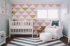 Whimsical Baby Girl Nursery