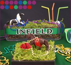 Infield theme - this could accommodate the guys - do Millionaire Row / Infield to cover both....