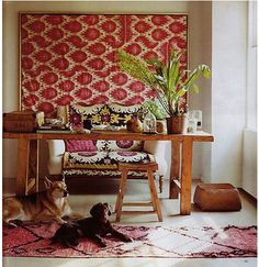 If I had this room perhaps I'd write more...