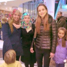 January 9, 2015, Amman mall