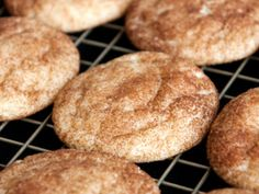 Day 18: Snickerdoodles