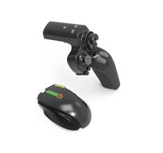 The gaming hardware world has ignored left handers gamers for too long!           The Grifta = 100% lefty equality.