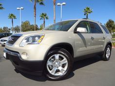 2011 GMC Acadia FWD 4dr SLT1 - #FresnoInfiniti #dealership #dealer #Fresno #Clovis #Madera #Visalia #car #luxury