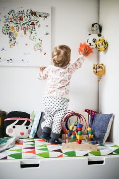 Friedrichs neues Kinderzimmer, living on small space, Inspiration auf 11 qm | Pinspiration