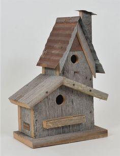 Cabane à oiseaux Condo #2471