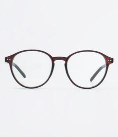 Armação de Óculos Feminina Redonda - Exclusivo Loja Virtual - Lojas Renner da3c9c7023