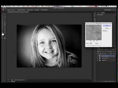 Tuto 2 - plus de netteté dans l'image avec le filtre passe-haut - YouTube
