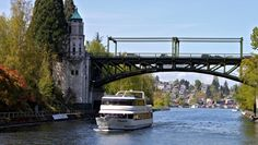 Happy Hour Cruise (South Lake Union) @ Waterways Cruises Yacht at South Lake Union Park (Seattle, WA)