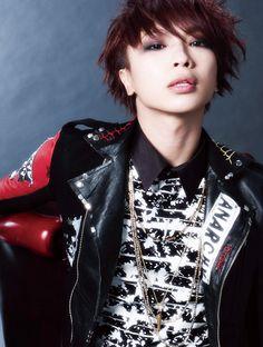 mitsu (ex. v[NEU]) Biography, Punk, Style, Fashion, Moda, La Mode, Biographies, Fasion, Biography Books