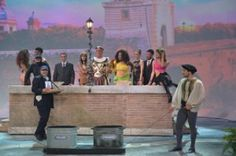 Rosana Copacabana a Ciao Darwin - Benvenuti su wownowyes! By Rosana Copacabana