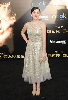"Isabelle Fuhrman - Premiere Of Lionsgate's ""The Hunger Games"" - Arrivals"