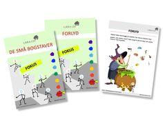 I materialet Fokus er der fokus på en bestemt ting. Til danskundervisningen i indskolingen. Tags: Lydrette bøger, læsning, undervisning, undervisningsmaterialer, læring, folkeskolen.
