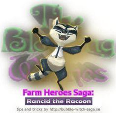 Defeat Rancid the Racoon! 8)
