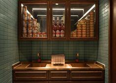 영화 세트장같은 레스토랑 / 천안 인테리어 홍콩에 위치한 Mak Mak restaurant 입니다.전체적으로 태국의...