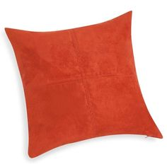 SWEDINE terracotta cushion 40 x 40 cm