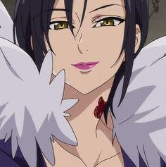 Seven Deadly Sins Anime Merlin | Seven Deadly Sins Tattoo Sticker Set (Nanatsu no Taizai) - For Sale