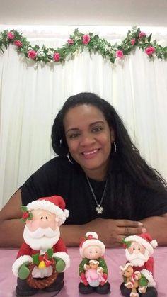 Papai Noel Porta guardanapo/ Elisangela Mota