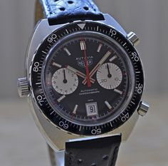 Heuer Autavia Viceroy - 1972 1163V. Need one of these.