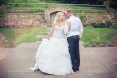 Pittsburgh Botanical Garden Wedding Pictures