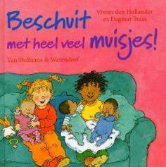 Beschuit met heel veel muisjes! | deBoekensalon.nl | Waar lezers, schrijvers en personages elkaar vinden
