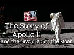 The Story of Apollo 11 and the First Men on the Moon: the Moon Landing for Kids - FreeSchool Moon Activities, Senior Activities, Summer Activities, Moon Missions, Apollo Missions, Apollo 11, Science Lessons, Science For Kids, Earth Science