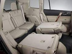 2011 toyota highlander interior floorplan - Google Search