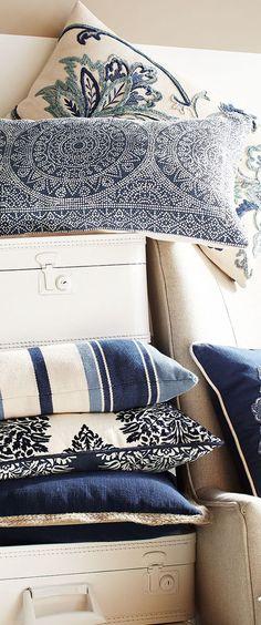 Coastal Pillows