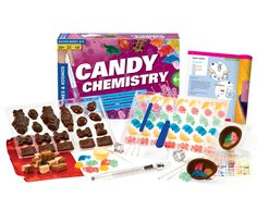 Candy Chemistry   Additional photo (inside page)