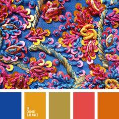 Цветовая палитра №567