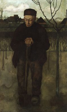 """dappledwithshadow: """"Jan Mankes (1889-1920), died from tuberculosis at the age of thirty-one. He was a solitary individual in Dutch art. In 1903 he began working as an apprentice at a Delft..."""